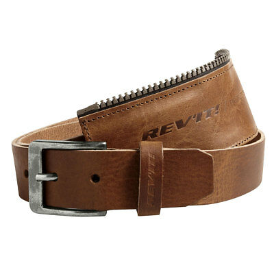 Rev'it Safeway 2 Brown Motorcycle Motorbike Zipper Connection Belt | All Sizes