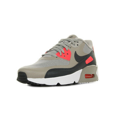 free shipping a4115 3bb77 Chaussures Baskets Nike fille Air max 90 Ultra 20 Bg taille Gris Grise  Textile