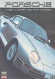Porsche - The Legendary Cars (DVD, 2002) NEW AND SEALED