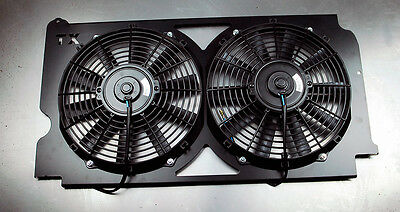 Opel Vauxhall Astra / Zafira MK4 G GSi SRi Coupe Turbo Uprated Twin Fan Shroud
