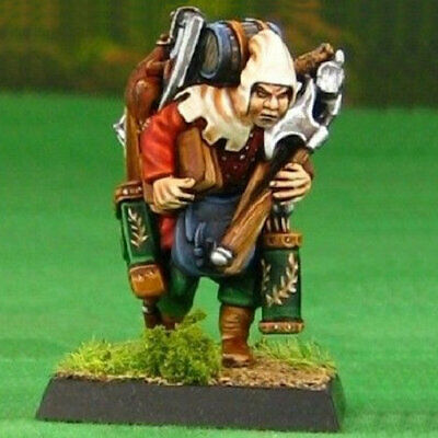 Reaper Dark Heaven Legends 02572 Overladen Henchman Villager Townsfolk Minion