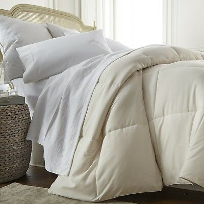 Hotel Collection - Premium Goose Down Alternative Comforter - 6 Classic Colors