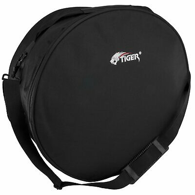 "Tiger Padded 14"" x 6.5"" Snare Drum Bag - Black"