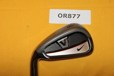 Nike VR Victory Red 6 Single Iron Project X Regular Steel Golf Club OR877 LH NEW
