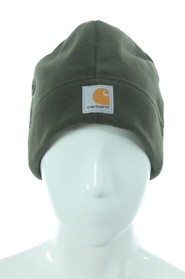 A207-Mos Men Fleece Hat Carhartt Moss