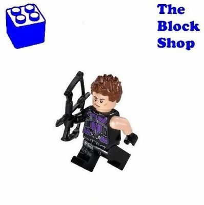 Lego Marvel Super Heroes Hawkeye Cycle Only from 76067 No Box No Minifigure