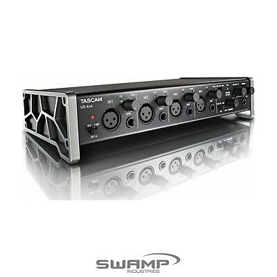 TASCAM US-4X4 4-in 4-out Audio MIDI Interface for Mac, Windows and iOS iPad