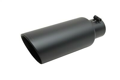 Gibson Performance 500637-B Black Exhaust Tip