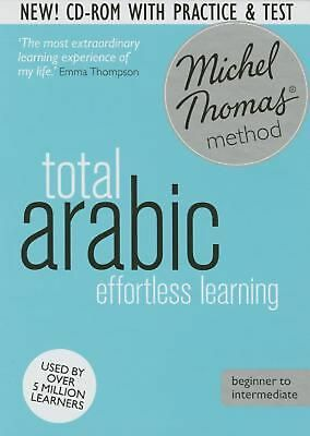 Michel Thomas Total & Perfect Arabic Courses
