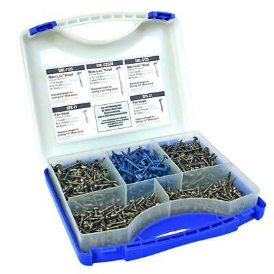 Kreg Pocket-Hole Screw Project Kit in 5 Sizes