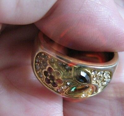 Ultimate Mystic Magic Marid Djinn Paranormal Ring Millionaire Wealth Money Maker