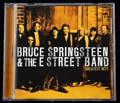 CD Bruce Springsteen I'm On Fire Greatest Hits Born To Run Thunder Road Badlands