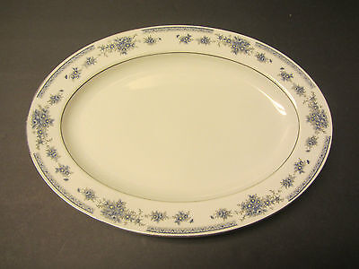 "Serving Platter - Eternal Fine China -  ""Springtime"" - Made in Japan"