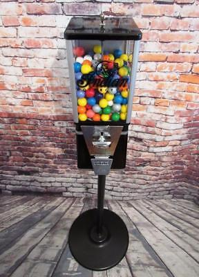 INDIAN MOTORCYCLE vintage coin op gumball machine Americana novelty