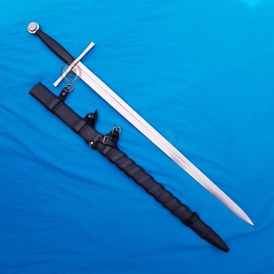 Practical Hospitaller Sword & Scabbard - Sharp