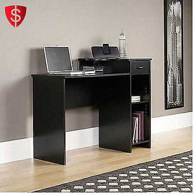 Student Computer Desk Office Table Drawer Cabinet Storage Bookshelf Furniture