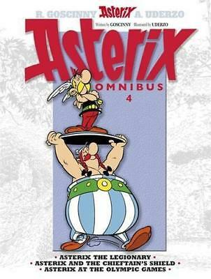 Asterix Omnibus 4: Asterix the Legionary, Asterix and the Chieftain's Shield, As