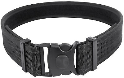 Heavy Duty 50mm Duty Belt Lockable Buckle Police Army Security Guard Paramedic