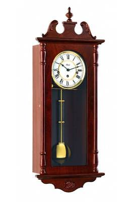 Hermle 70965-030341 Wanstead Westminster Chime Wall Clock