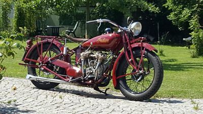 Indian Chief 1930, kein Scout