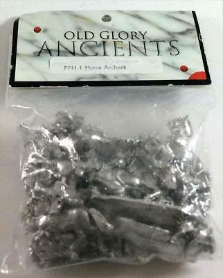 Old Glory Hellenistic Punic War Scythians 25mm Horse Archers Pack MINT