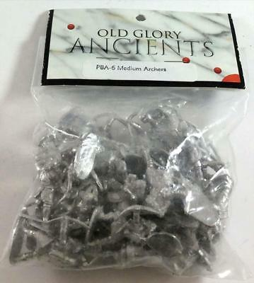 Old Glory Biblical Assyrians 25mm Medium Archers Pack MINT