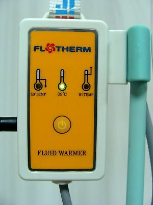 FloTherm Vet IV Fluid Warmer with Wrapped Warming Profile