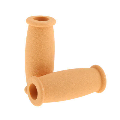 Universal Rubber Crutch Hand Grip Covers Hands Pain Relief Replacement Pads