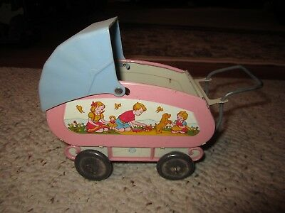 Vintage 1950's Ohio Art Toy Doll Buggy!!!!