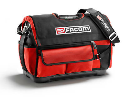 "Facom Pro Bag Professional Fabric Tool Bag 20"" Soft Tote Box"