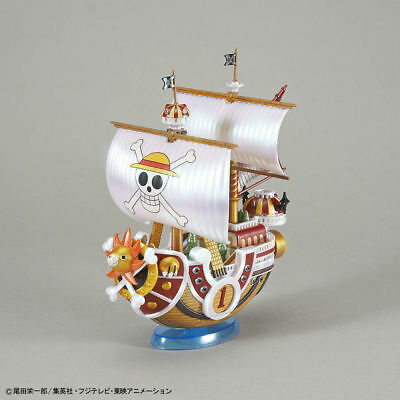 One Piece Grand Ship Collection Thousand Sunny Memorial Color Ver. Plastic Model