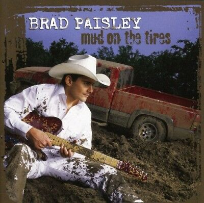 Brad Paisley - Mud on the Tires [New CD]