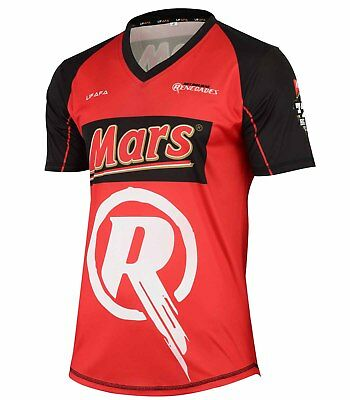 New Style Big Bash Melbourne Renegades Replica Shirt Jersey 2017-18