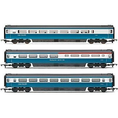 Hornby R4676 Oo Mk3 Br Intercity Coach Pack - Neues Release! - R4476 Gauge Neu