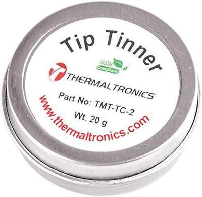Thermaltronics TMT-TC-2 Lead Free Tip Tinner (20g) in 0.8oz Container by...