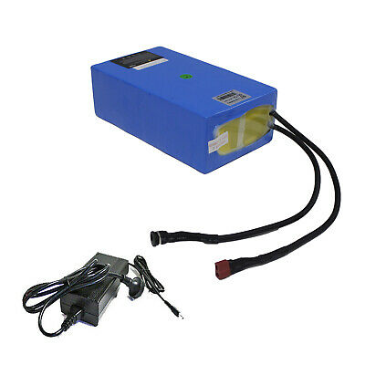NEW Rectangle 36V 15AH Lithium BATTERY DIY Pack for Electric Mobility Scooter AU
