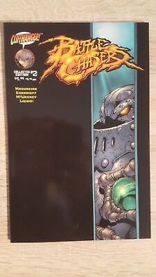 Battle Chasers Collected Edition #2 Joe Madueira Image/Cliffhanger 1999