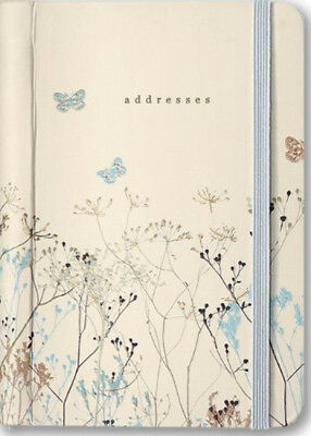 Address Book Email Telephone Diary Notebook Personal Notes Numbers Binding Gift