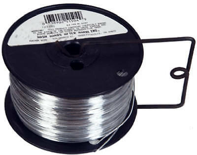 Hillman Fasteners 123199 Electric Fence Wire Mile 1/4