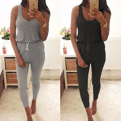 UK Womens Loungewear Set Sweatshirt Joggers Fine Knit Tracksuit Pants Playsuit