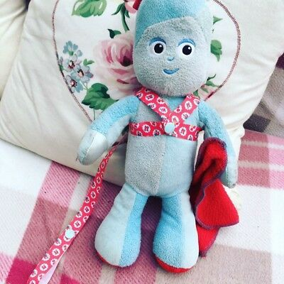 Ickle J's Toy Harness - Teddy Harness, Pram/Buggy/ Stroller Safety Strap