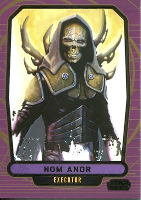 Star Wars Galactic Files 2 Base Card #562 Canderous Ordo Trading Cards Trading Card Einzelkarten