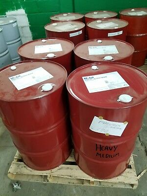 Mobil DTE HEAVY  Medium 55 Gallon Drum, 1 55 GALLON DRUMS☆NEW SURPLUS UNOPENED☆