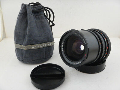 Hasselblad 50mm f4 Distagon T* CF + SOFT CASE Carl Zeiss Excellent Condition