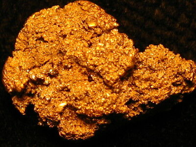 8.3 Grams Gold Nugget Feather River California Specimen Gem High Purity Jewelry