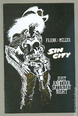 Sin City Just Another Saturday Night #1 1998 VF- 7.5