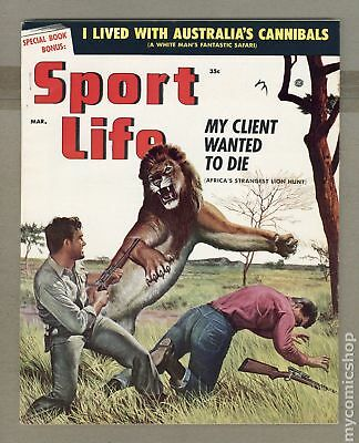 Sport Life Magazine (Official) #Vol. 3 #1 1956 FN+ 6.5