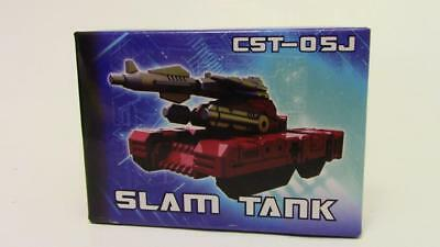 Transformers KFC CST-05J Slamtank and CST-06J Jetdancer Airdancer set unopened