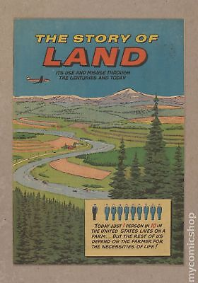 Story of Land Its Use and Misuse 1966 VF- 7.5