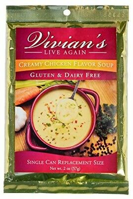 Gluten Free Cream of Chicken Soup and Gravy Mix- Dairy Free, Shelf Stable, Mix